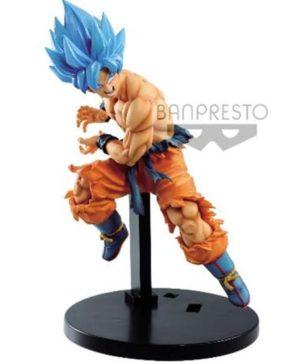 Super Tag Fighters Super Saiyan Blue Goku Banpresto