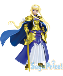 Sword Art Online Alicization Alice
