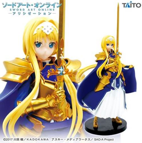 Sword Art Online Alicization Alice Synthesis Thirty Figure Taito