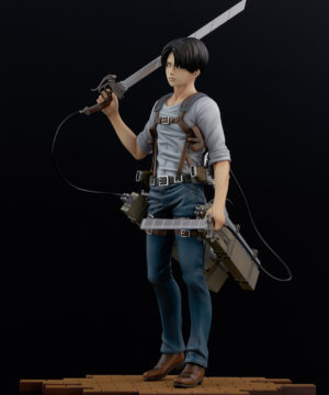 Attack on Titan BRAVE-ACT Levi
