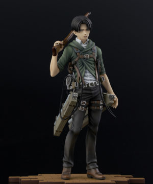 Attack on Titan BRAVE-ACT Levi Ver. 2A