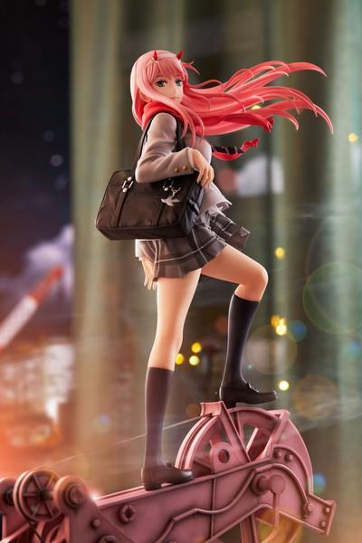 Darling in the Franxx Zero Two School Uniform Version
