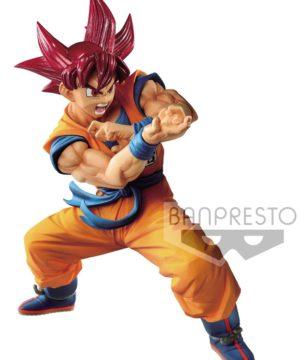Dragon Ball Super Blood of Saiyans Super Saiyan God Goku Special VI