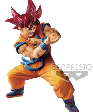 Dragon Ball Super Blood of Saiyans Super Saiyan God Goku Special VI