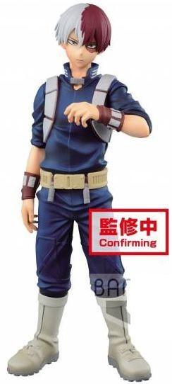 My Hero Academia Shoto Todoroki Vol. 4