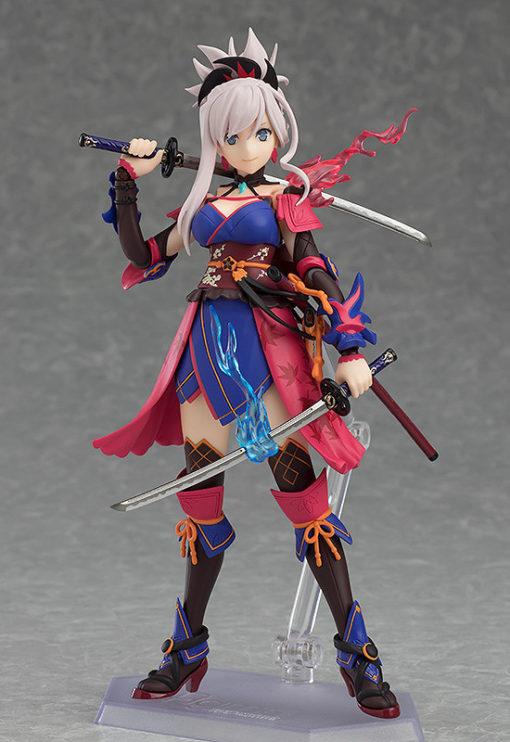 figma Saber Miyamoto Musashi