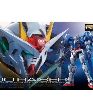 1/144 RG GN-0000+GNR-010 00 Raiser Gundam (G0196427)