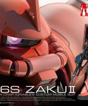 1/144 RG MS-06S Zaku II Gundam (G0165511)
