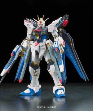1/144 RG ZGMF-X20A Strike Freedom Gundam (G0185139)