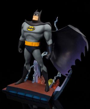 Batman The Animated Series Batman Opening Sequence ARTFX+