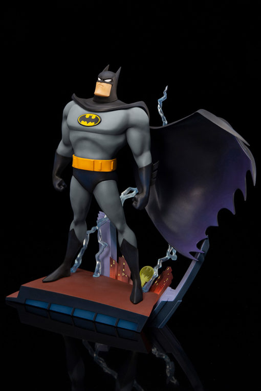 Batman The Animated Series Batman Opening Sequence ARTFX+