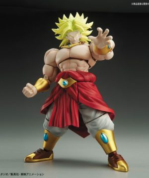 Dragon Ball Legendary Super Saiyan Broly Standard Figure-Rise Model Kit