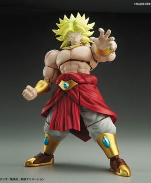 Dragon Ball Legendary Super Saiyan Broly Standard Figure-Rise Model Kit