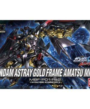HG Gundam Astray Gold Frame Amatsu