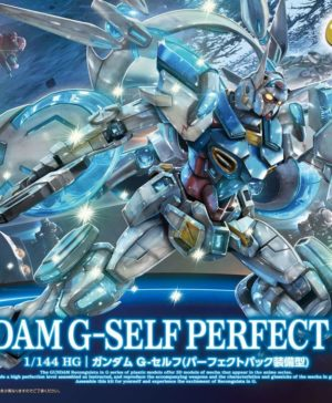 HG Gundam G-Self Perfect Pack