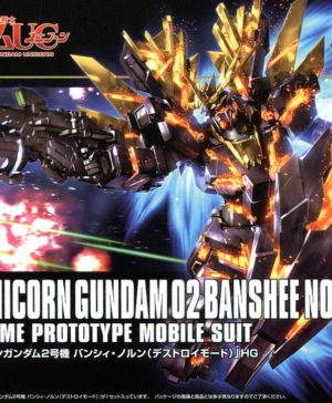 HGUC Gundam 02 Banshee Norn Destroy