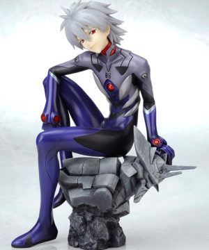 Kaworu Nagisa Plug Suit Ver