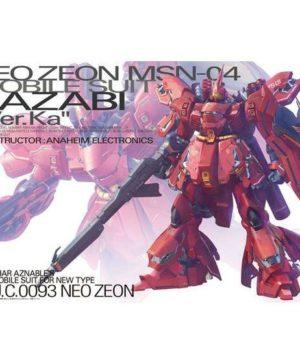 MG 1/100 MSN-04 SAZABI Ver.Ka