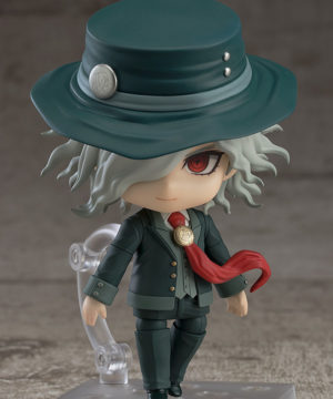 Nendoroid Avenger King of the Cavern Edmond Dantès