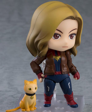 Nendoroid Captain Marvel Heros Edition DX Ver