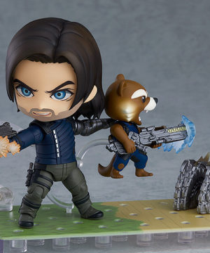 Nendoroid Winter Soldier Infinity Edition DX Ver