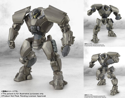 ROBOT SPIRITS Pacific Rim Uprising Bracer Phoenix