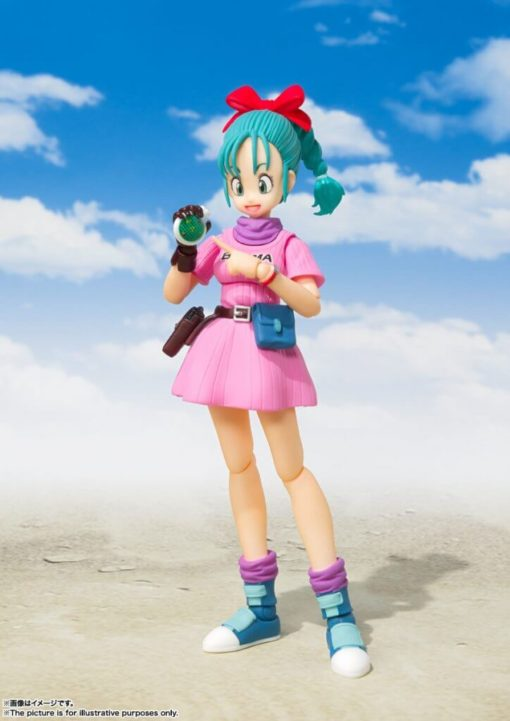 S.H.FIGUARTS Dragon Ball Bulma -Adventure Begins-