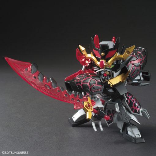 SD Sangoku Soketsuden Dong Zhuo Providence Gundam (G5056770)