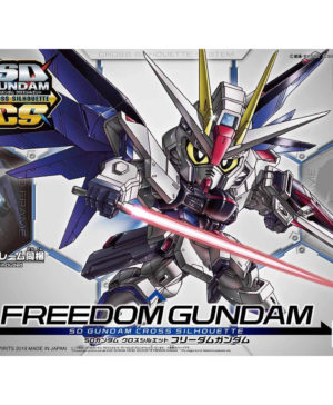 SD Cross Silhouette Freedom Gundam G5056752