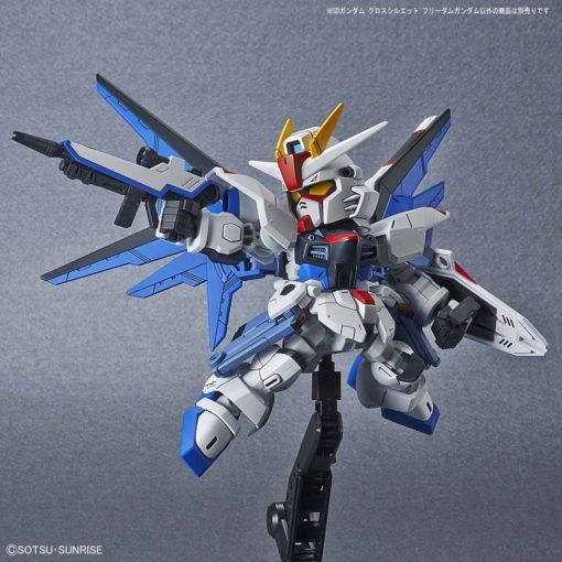 SD Cross Silhouette Freedom Gundam G5056752