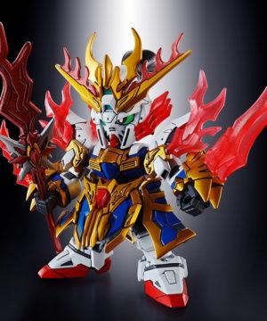 SD Zhang Fei God Gundam (G5056754)