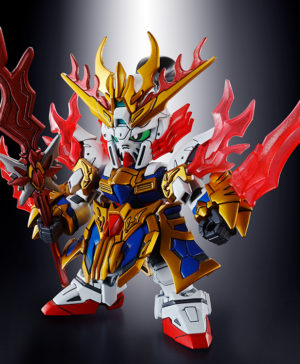 SD Zhang Fei God Gundam (G5056754)