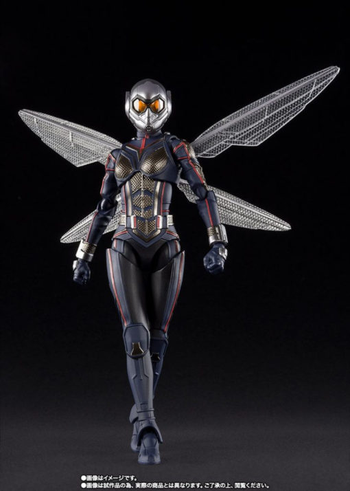 SH Figuarts ANT-MAN AND THE WASP Wasp Tamashii Stage