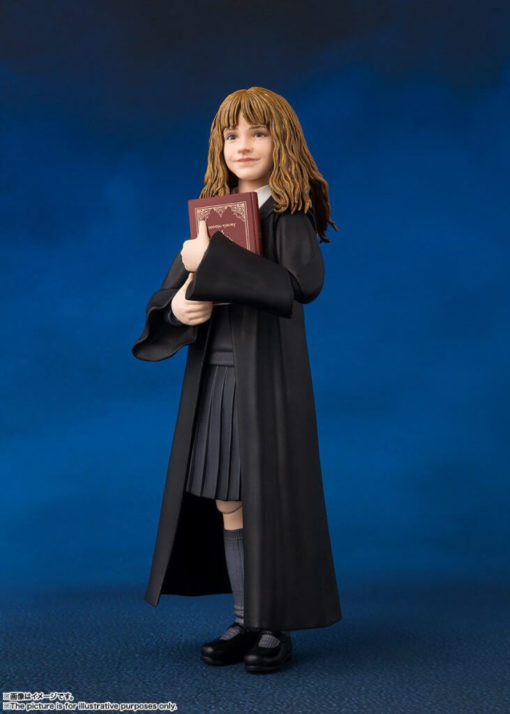 SHFiguarts HARRY POTTER AND THE PHILOSOPHER'S STONE HERMIONE GRANGER