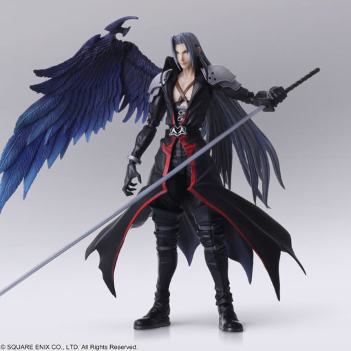 Sephiroth Another World Bring Arts