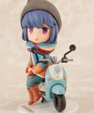 Yurucamp Rin Shima