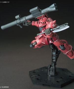 ZAKU II Red Comet