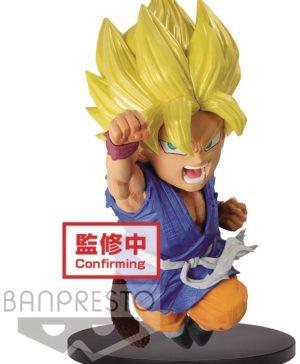 Dragon Ball GT Super Saiyan Goku Dragon Fist