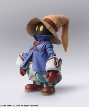 Final Fantasy IX Bring Arts Vivi Steiner