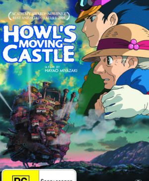Howl's Moving Castle Special Edition (2 Disc)