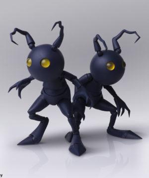 Kingdom Hearts III Bring Arts Shadow 2 Set