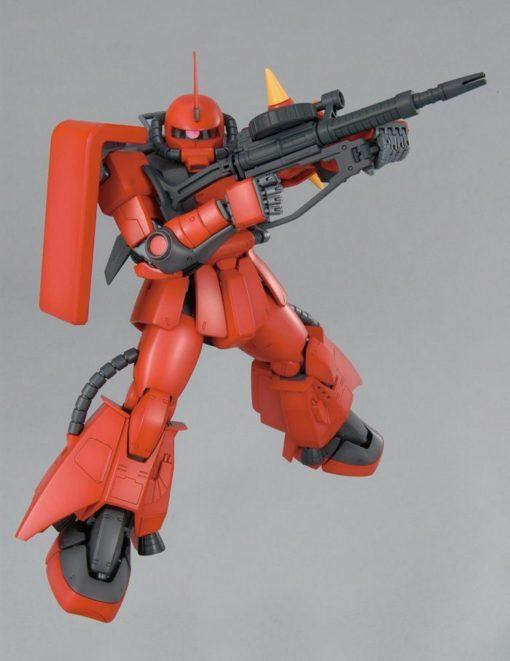 MG 1/100 MS-06R J Ridden Zaku Ver 2.0