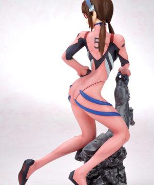 Mari Makinami Illustrious Plug Suit Ver
