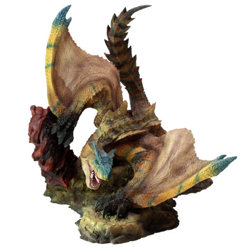 Monster Hunter Tiga Rex Reprint Edition