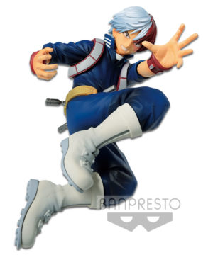 My Hero Academia Shoto Todoroki Banpresto Figure Colosseum Vol 3