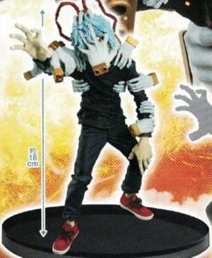 My Hero Academia Tomura Shigaraki Banpresto Figure Colosseum Vol 4