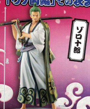 One Piece Wano Country Roronoa Zoro