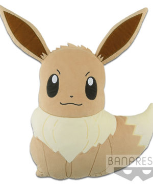 Pokemon I Love Eevee Big Plush