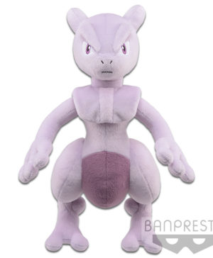 Pokemon MewTwo Super Big Plush