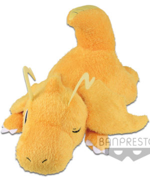 Pokemon Relax Time Dragonite Big Plush